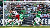 Arkadiusz Milik delivers as Northern Ireland freeze