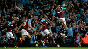 Storybook farewell to Upton Park as West Ham stun Man United