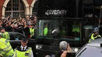 West Ham apologise for Man United bus attack