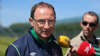 No approach from Toffees as Martin O'Neill focused on Ireland