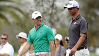 Rory McIlroy suffers Doral blues