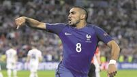 Will magnificent Dimitri Payet end our Euro voyage?