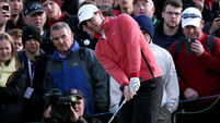 Champ Adam Scott defends frustrated Rory McIlroy after Cadillac crash