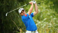 Joburg Open - Day One