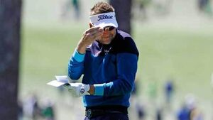 Ian Poulter's Ryder Cup hopes fading