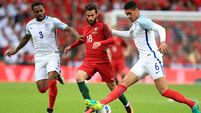 Roy Hodgson refuses to put boot in as England underwhelmingly beat Portugal