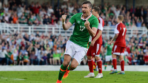 Stephen Ward: Players fired up by chance to take on hosts