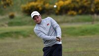 Assured Jack Hume sets pace at Royal Dublin