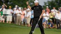 Shane Lowry's everyman image belies a talent that owes as much to perspiration as inspiration