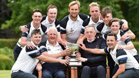 Leinster retained the Interprovincial Championship in dramatic fashion at Fota
