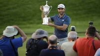 Dustin Johnson reveals world number one ambitions