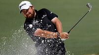 Shane Lowry delights as aces high at Augusta