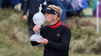 Soren Kjeldsen: Irish Open win 'a turning point in my career'