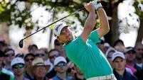 Double amputee US war veteran to caddy for Graeme McDowell