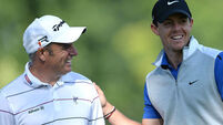 Rory McIlroy: Call to Paul McGinley was so tough
