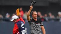 Henrik Stenson felt his time for major glory had come
