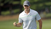 Rory McIlroy: I've got work to do to regain Open title