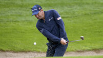 The Irish Open - Day One - The K Club