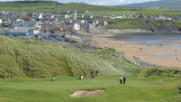 Lahinch all set for South of Ireland shoot-out