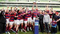 Joey Carbery calls shots as Clontarf foil Cork Con