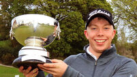 Cathal Butler's boost ahead of Amateur Open