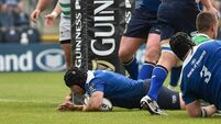 Revenge for Ravenhill drubbing now tops agenda for Leinster