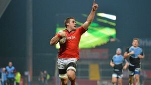 CJ Stander bags third major award in nine days
