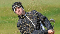 Irish slump at tour Qualifying School in Spain
