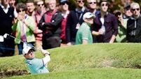 McIlroy happy his putter is hotting up again