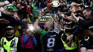John Muldoon: 'I got emotional. I thought I was done and then Eric came in, and that set me off again'