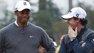 Rory McIlroy lining up Tiger Woods for K Club return at Irish Open