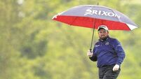 Shane Lowry looks on the bright side at Irish Open following first-round one-under