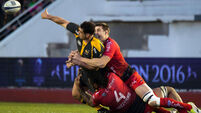 Wasps 'gutted' as late Drew Mitchell try extends Toulon's run