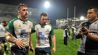 Brive v Connacht - European Rugby Challenge Cup Pool 1 Round 5
