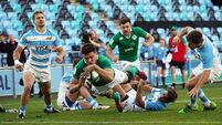 World Championship history beckons for Ireland U20s