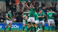 Pack drives Ireland U20s to first All Black scalp