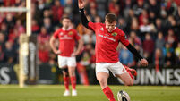 Joe Schmidt 'keeping eye on' Munster's Johnny Holland