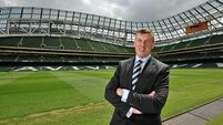 Philip Browne: IRFU would love Joe Schmidt to stay on