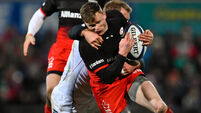 Ulster v Saracens - European Rugby Champions Cup - Pool 1 Round 2