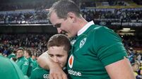 Grieving Devin Toner does family and country proud