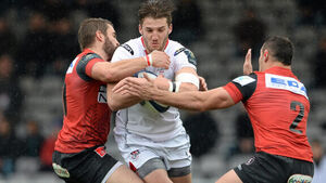 Kyle McCall jubilant as gutsy Ulster pull off great escape