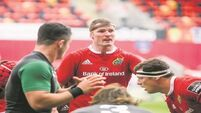 Donnacha Ryan back on duty for Munster after head injury comeback