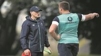 Joe Schmidt believes mix and match side can shock Boks