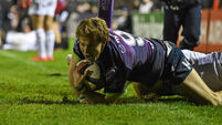 Connacht face crucial Brive test
