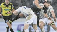 Jonny Sexton sends Leinster top with victory over Ospreys