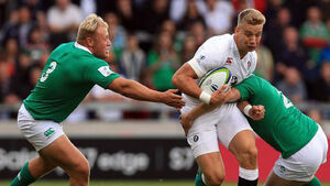England's big-time know-how too much for brave Ireland