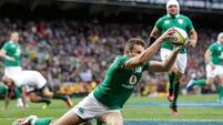 Ireland's 14 men bring down South African giants to gain legendary status