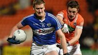 Kieran McGeeney relaxed but Laois raise pressure on Armagh
