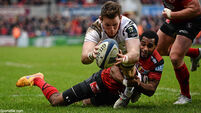 Ulster v Oyonnax - European Rugby Champions Cup Pool 1 Round 6