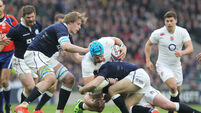 Ross Ford says Scotland must relish England challenge